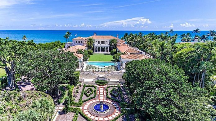 Former Broadway Producer Terry Allen Kramer's Estate Sells For Record-Breaking $105 Million In Palm Beach