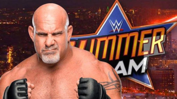 Goldberg Returns To Raw, Challenges Dolph Ziggler To Match At WWE SummerSlam