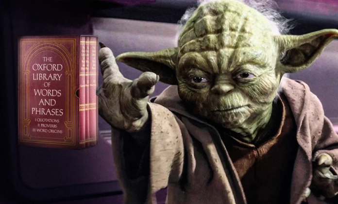 Get the Jedi Order Ready, 'Star Wars' Terms Are Now Recognized By Oxford Dictionary