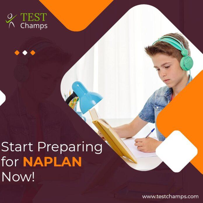 NAPLAN online practice tes