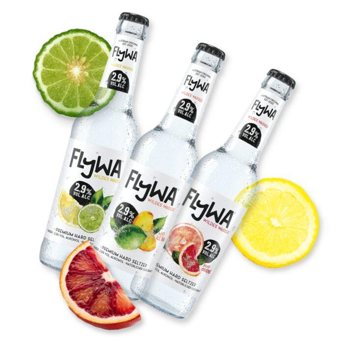 Alcoholic Seltzer